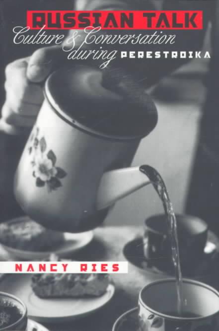 Russian Talk By Ries, Nancy